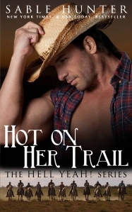 Hot on Her Trail-Front